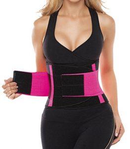 97f0870396 Camellias Women s Waist Trainer Belt – Body Shaper Belt for an Hourglass  Shaper