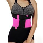 Waist Cincher Tummy Trimmer Trainers Belt Weight Loss Slimming Women Workout Corset Review