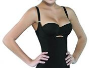 Camellias Women's Seamless Firm Control Shapewear Open Bust Bodysuit Body Shaper