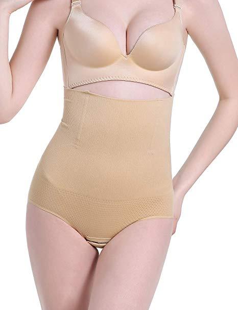 Hourglass Figure Butt Lifter Shaper Panties Tummy Control High Waisted Boyshort Review
