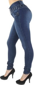 Fashion2Love Colombian Design Levanta High Waist Cola Skinny Jeans Review